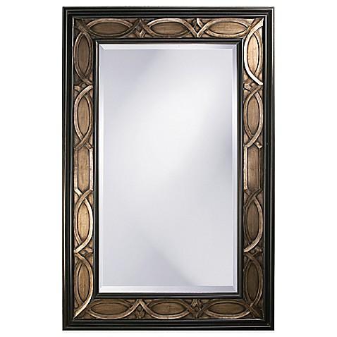 Howard elliott 60 inch x 90 inch charles floor mirror in for Mirror 90 x 60