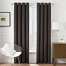 image of Times Square® Grommet Window Curtain Panel