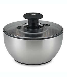 Centrifugadora de acero inoxidable OXO SteeL™ para ensalada