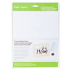 image of Cricut® Printable Magnet Sheets (Set of 3)