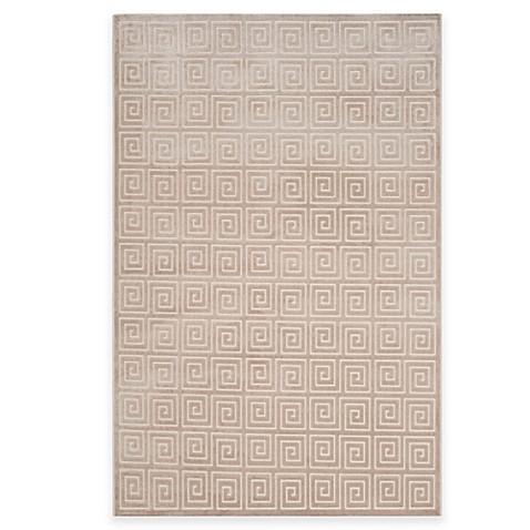 safavieh paradise greek key rug in crme