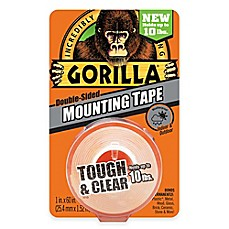 image of Gorilla Glue™ Clear Mounting Tape