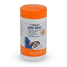 image of Contour 62-Count Citrus-Scent CPAP Mask Wipes