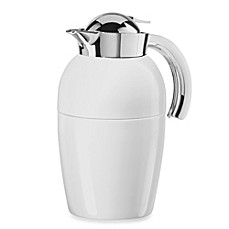 image of Oggi™ Senator 34-Ounce White Carafe