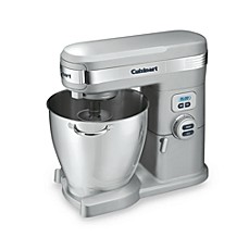image of Cuisinart® 7-Quart Brushed Chrome Stand Mixer