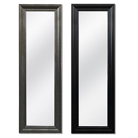 No Tools Over The Door Mirror