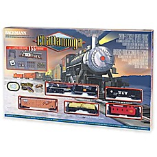 image of Chattanooga HO Scale Ready Run Electric Train Set