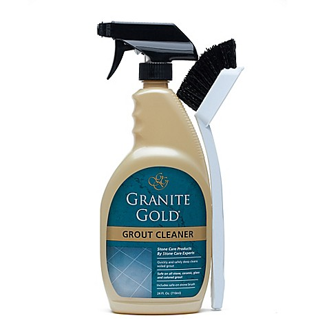 Granite Gold 174 24 Oz Grout Cleaner Bed Bath Amp Beyond