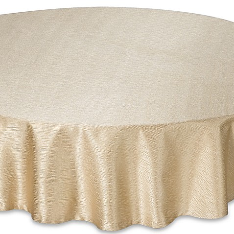 Portman 70 Inch Round Tablecloth Bed Bath Amp Beyond