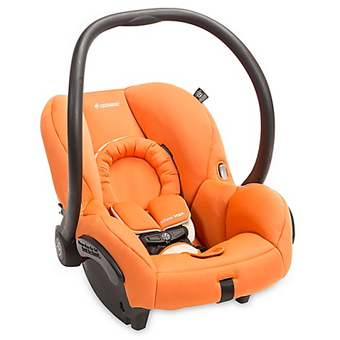 buy maxi cosi mico max 30 infant car seat in autumn orange from bed bath beyond. Black Bedroom Furniture Sets. Home Design Ideas