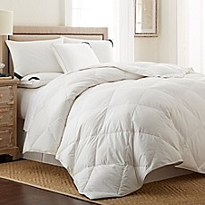 image of pendleton classic wooldown comforter in off white - Down Blankets