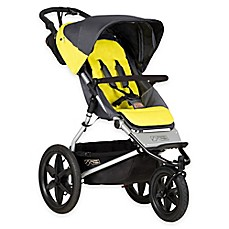 image of Mountain Buggy® Terrain Jogging Stroller in Solus