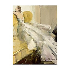 image of Elegance 2 Figurative Canvas Wall Art