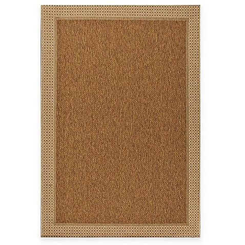 Miami Sisal Indoor Outdoor Rug In Tan