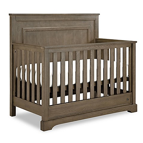 Top HGTV HOME™ Baby Grayson 4-in-1 Convertible Crib in Dusk - buybuy BABY FK61