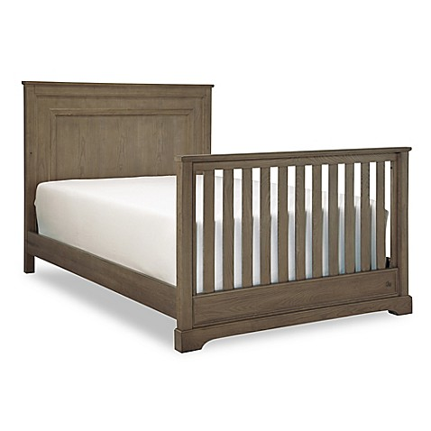 hgtv home baby grayson full size bed rails in dusk buybuy baby. Black Bedroom Furniture Sets. Home Design Ideas