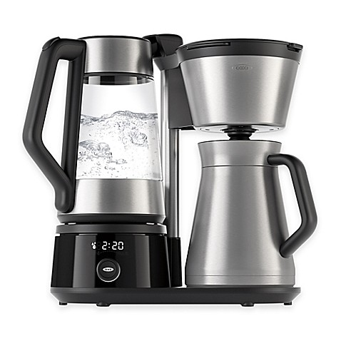 Oxo On Barista Brain 12 Cup Coffee Maker Bed Bath Amp Beyond