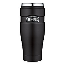 image of Thermos® Stainless Steel King™ 16 oz. Vacuum Insulated Travel Tumbler