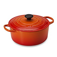 image of Le Creuset® Signature 5.5 qt. Round Dutch Oven