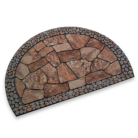B. Smith Tuscany Slice Door Mat