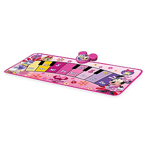 Disney 174 Minnie Mouse Electronic Music Mat Buybuy Baby