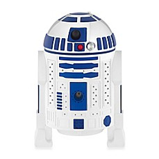 image of Oxygenics® Star Wars™ R2-D2™ 3-Spray Fixed Showerhead