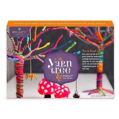 Craft Tastic Yarn Tree Kit