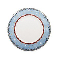 image of P by Prouna Nutcracker Charger Plate