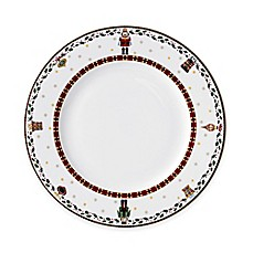 image of P by Prouna Nutcracker Dinner Plate