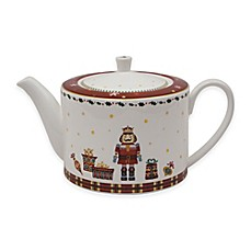 image of P by Prouna Nutcracker Teapot