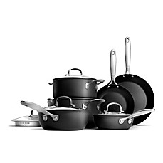 image of OXO Good Grips® Hard Anodized Nonstick 10-Piece Cookware Set