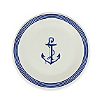 image of P by Prouna Marine Blue Bread and Butter Plate