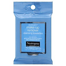 image of Neutrogena® 7-Count Makeup Remover Cleansing Towelettes