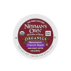 image of Keurig® K-Cup® Pack 18-Count Newman's Own® Organics French Roast Coffee