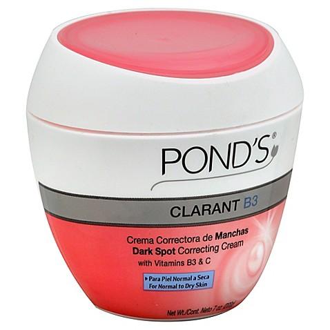 Pond's® 7 oz. Clarant B3 Dark Spot Correcting Cream Normal ...
