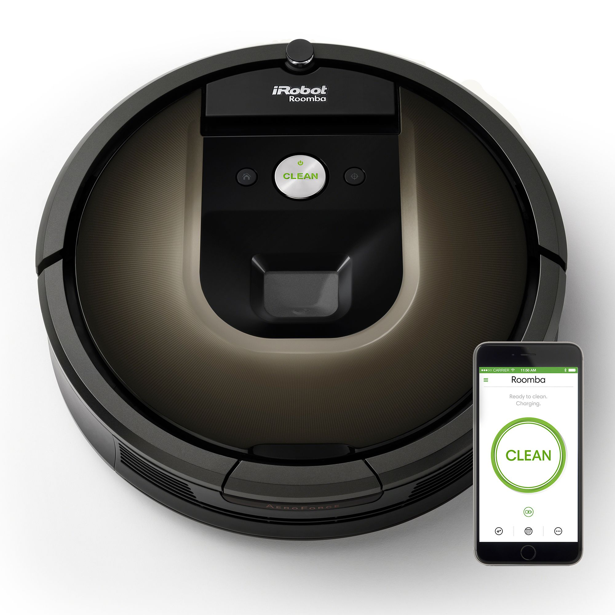 irobot® roomba® 980 wi-fi® connected vacuuming robot - bed bath
