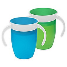 image of Munchkin® Miracle® 360º 2-Pack 7 oz. Trainer Cups