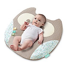 image of Kids II® Comfort and Harmony™ Lounge Buddies™ Owl Infant Positioner™