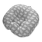 image of Boppy® Newborn Elephant Lounger in Grey