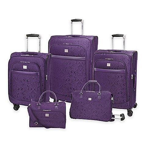 Ricardo Beverly Hills 174 Imperial Luggage In Royal Purple
