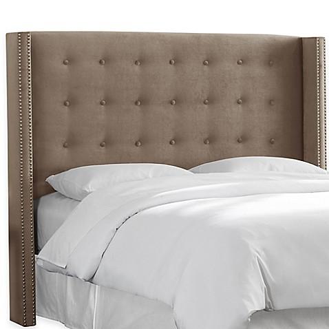 Skyline Furniture Grenshaw Headboard Bed Bath Beyond