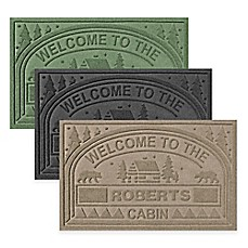 personalized front door matsPersonalized Door Mats  Custom Welcome Mats  Bed Bath  Beyond
