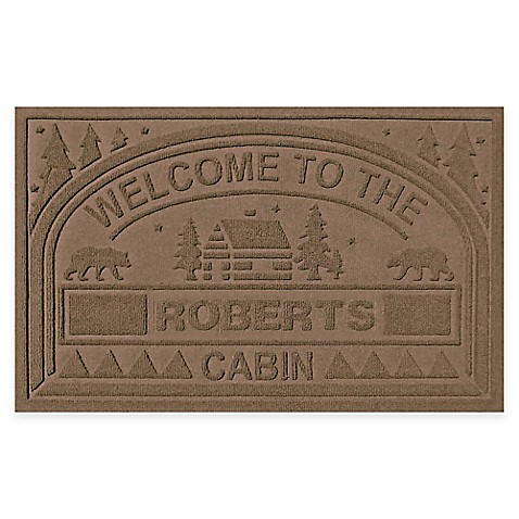 Buy Weather Guard Quot Welcome To The Cabin Quot 23 Inch X 36
