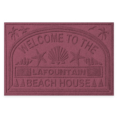 Weather Guard Quot Welcome To The Beach House Quot 30 Inch X 45