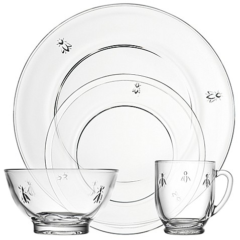 La Rochere Bee Dinnerware Collection  sc 1 st  Bed Bath u0026 Beyond & La Rochere Bee Dinnerware Collection - Bed Bath u0026 Beyond