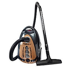 image of soniclean bare floor pro canister vacuum cleaner in