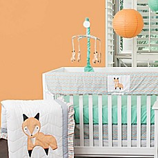 Pam Grace Creations Friendly Fox Crib Bedding Collection