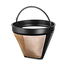 image of Krups® Gold Tone Coffee Filter for Savoy Coffee Makers