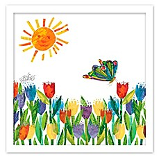 image of Eric Carle Caterpillar in the Sun Wall Art