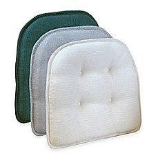 Image Of Klear Vu Tufted Omega Gripper® Chair Pad
